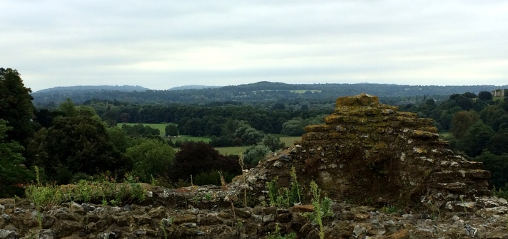 GuildfordCastleView2
